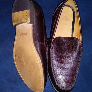 Men's Coach loafer